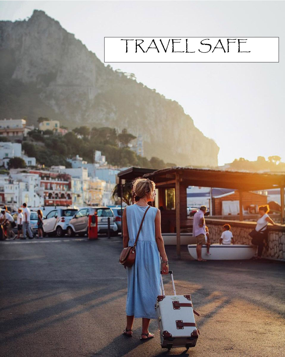 Safety tips for female solo travelers