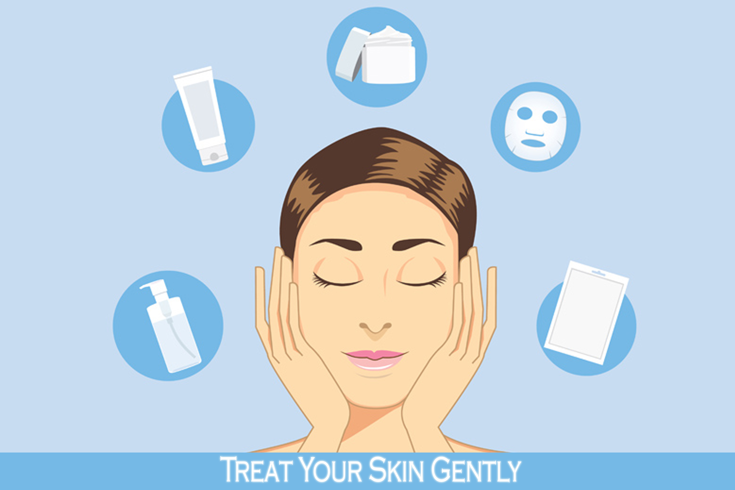 Skin care: Tips for healthy skin