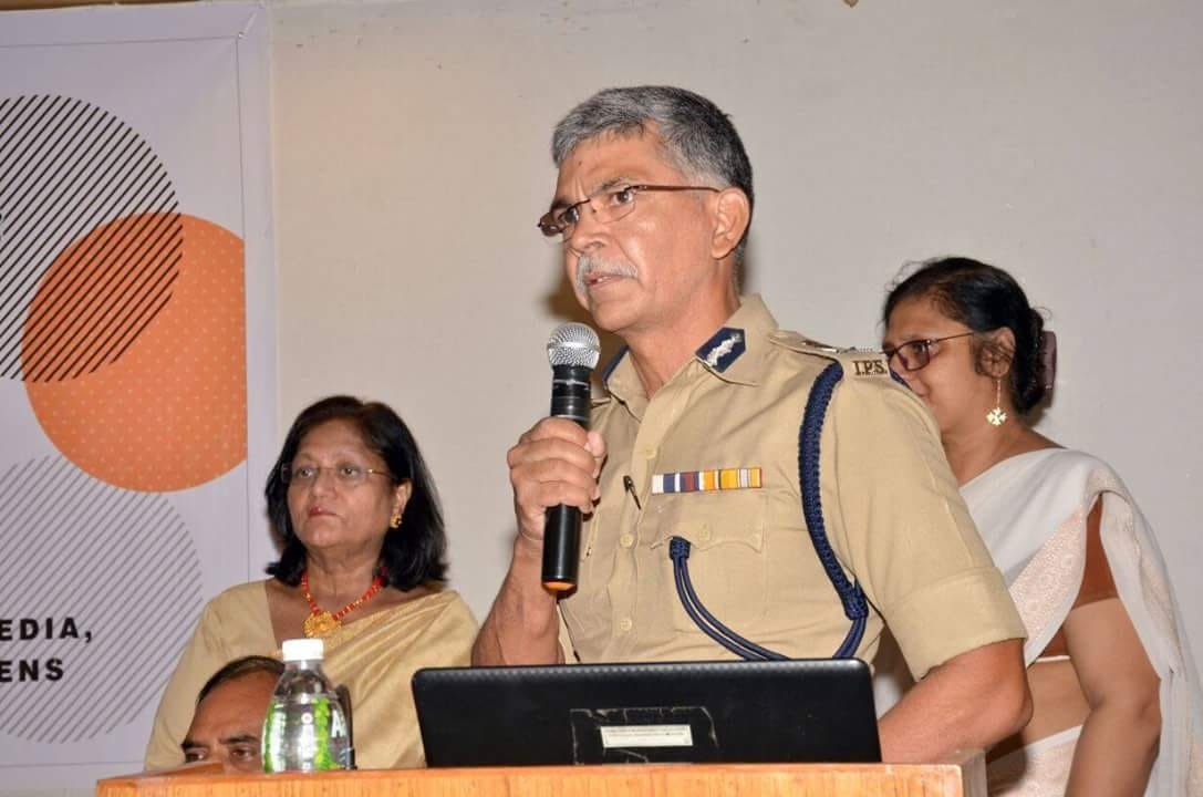 Police Commissioner of Ahmedabad launches helpline for Senior Citizens