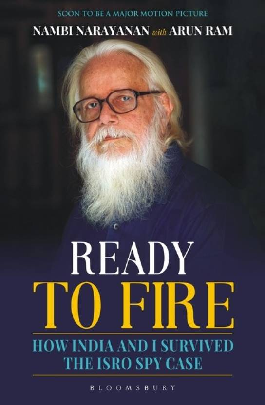 Book review- Ready to fire