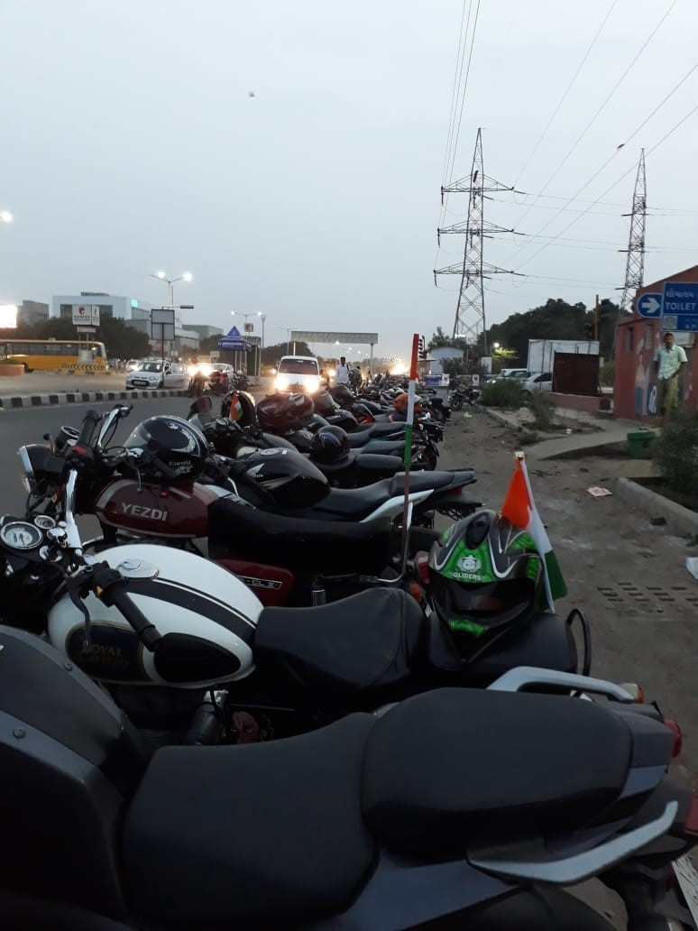 Passion, Nation and Charity- Ride along!