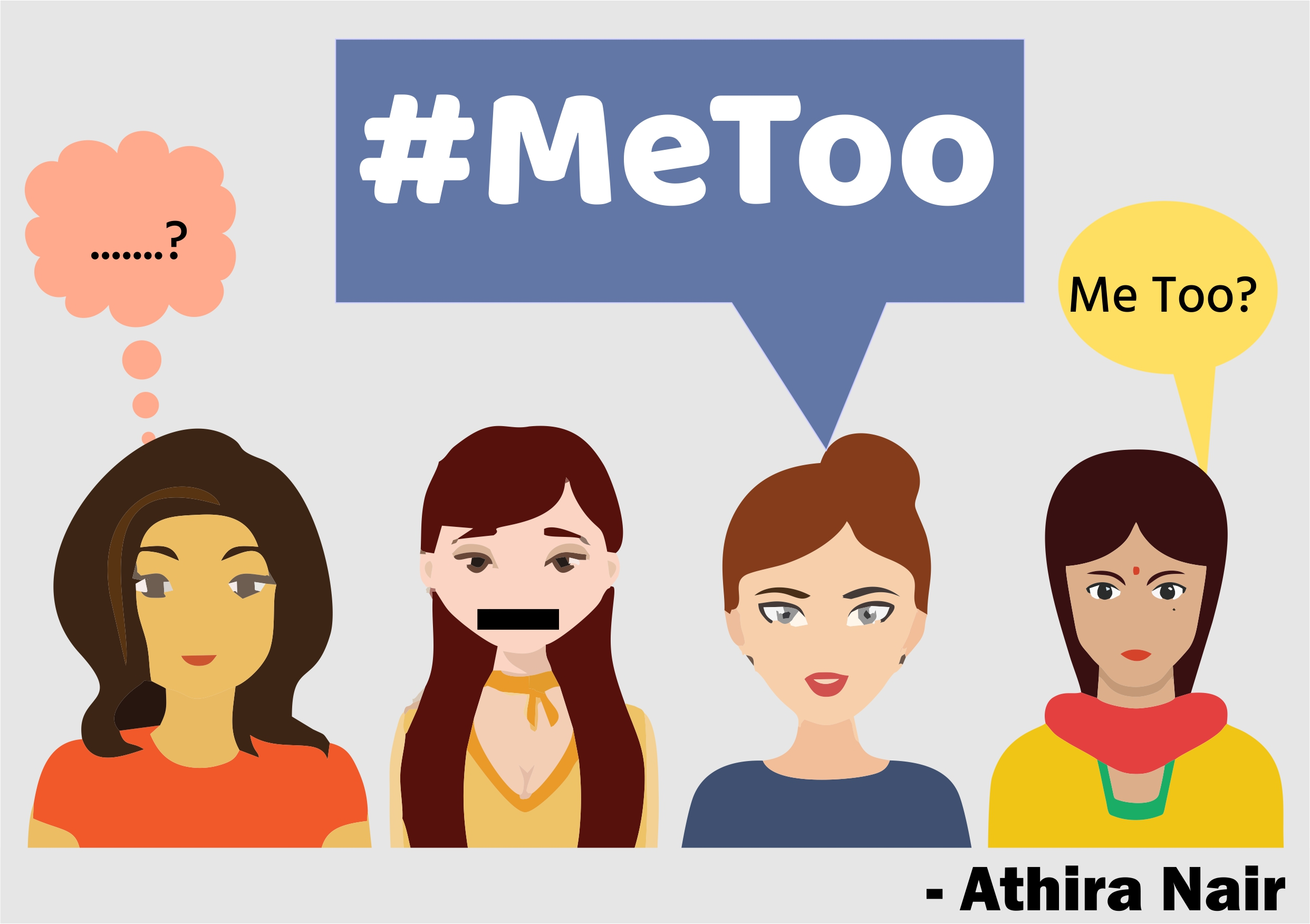 THE CAMPAIGN STIRRING A STORM IN TWITTER: MeToo