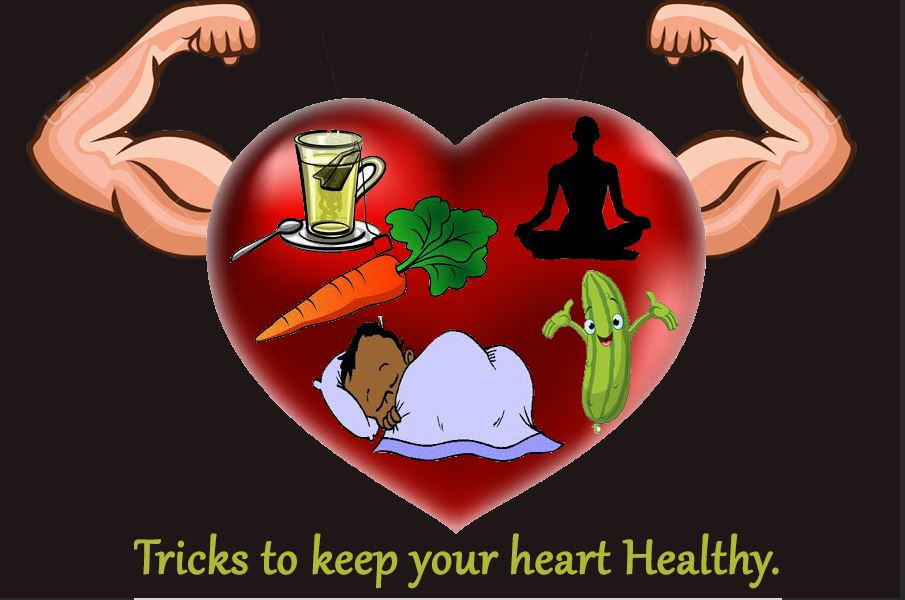 Keep your heart healthy without exercising