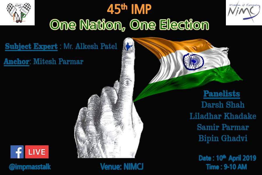 ONE NATION, ONE THRONE, ONE ELECTION!