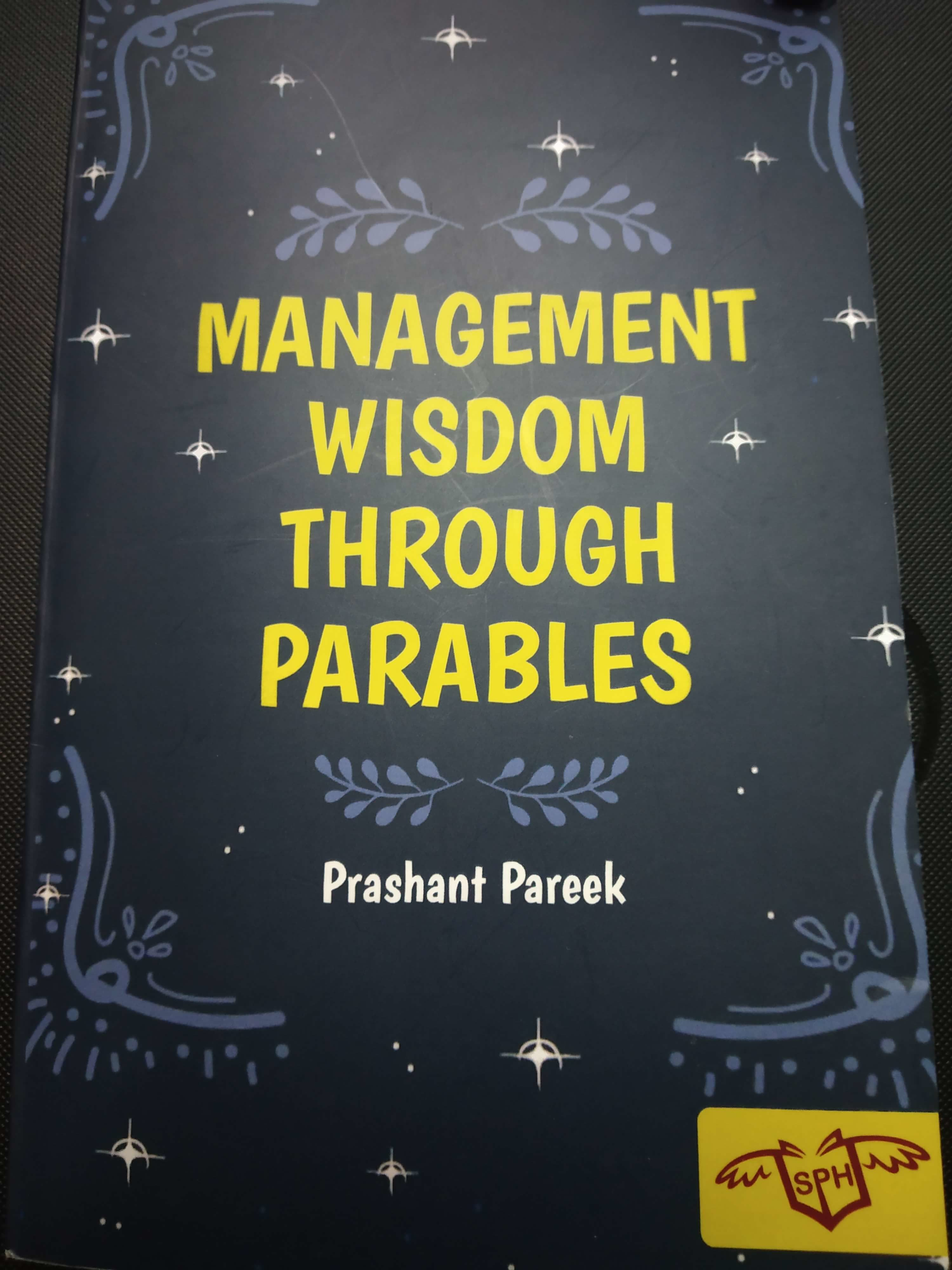 Management Wisdom through Parables