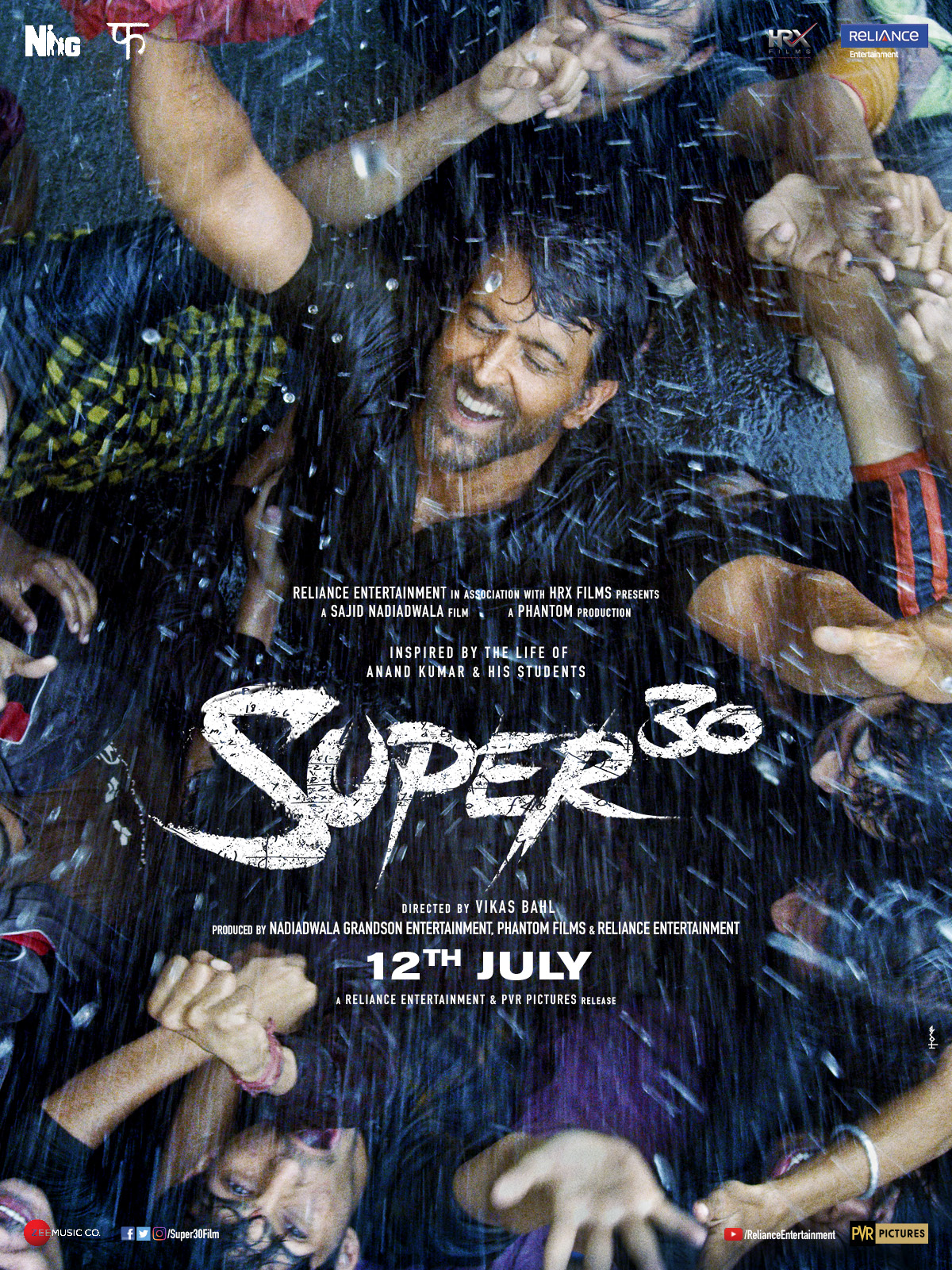 Super 30 : Movie Review