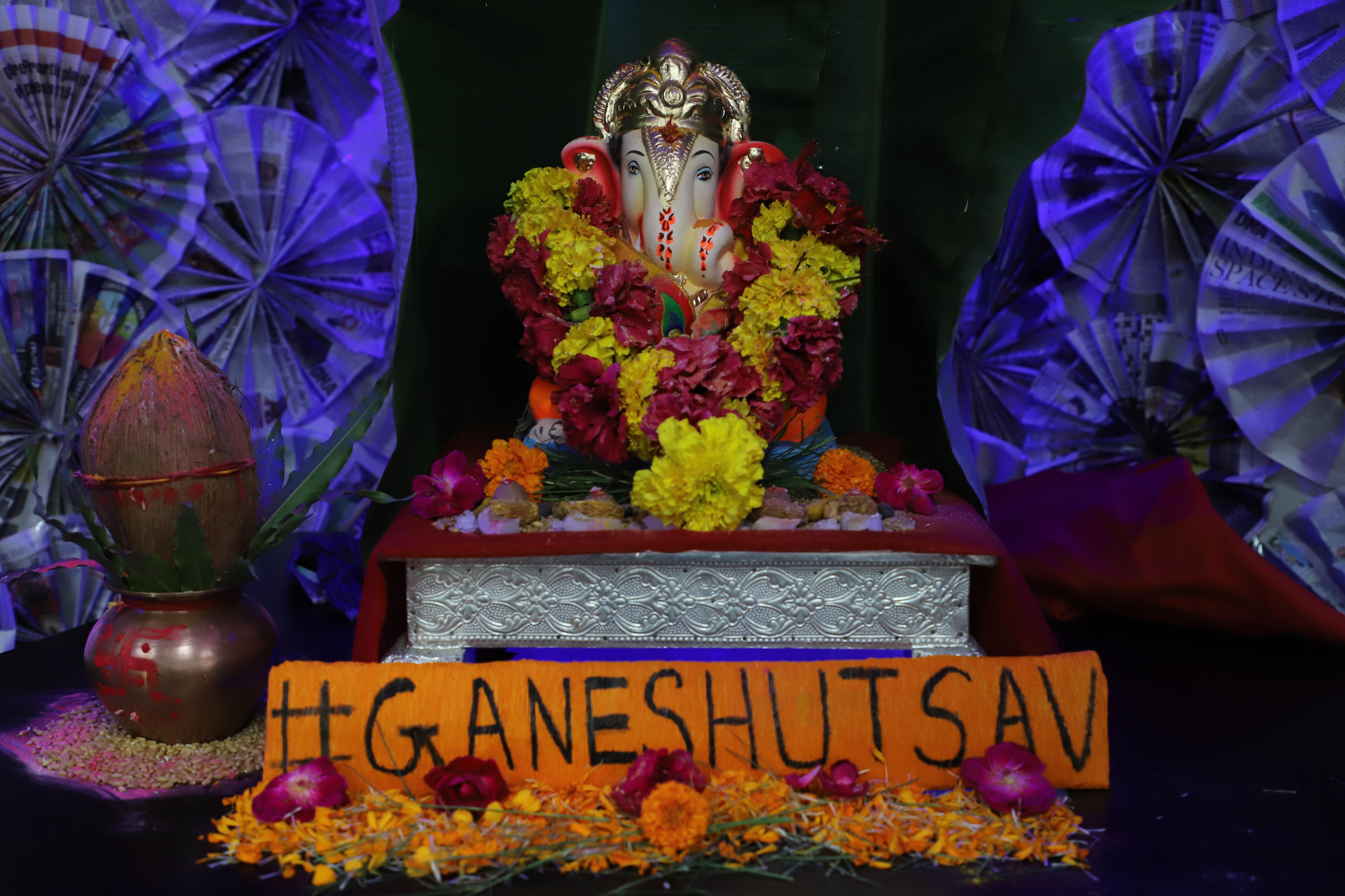 NIMCJ Welcomes Lord Ganesha