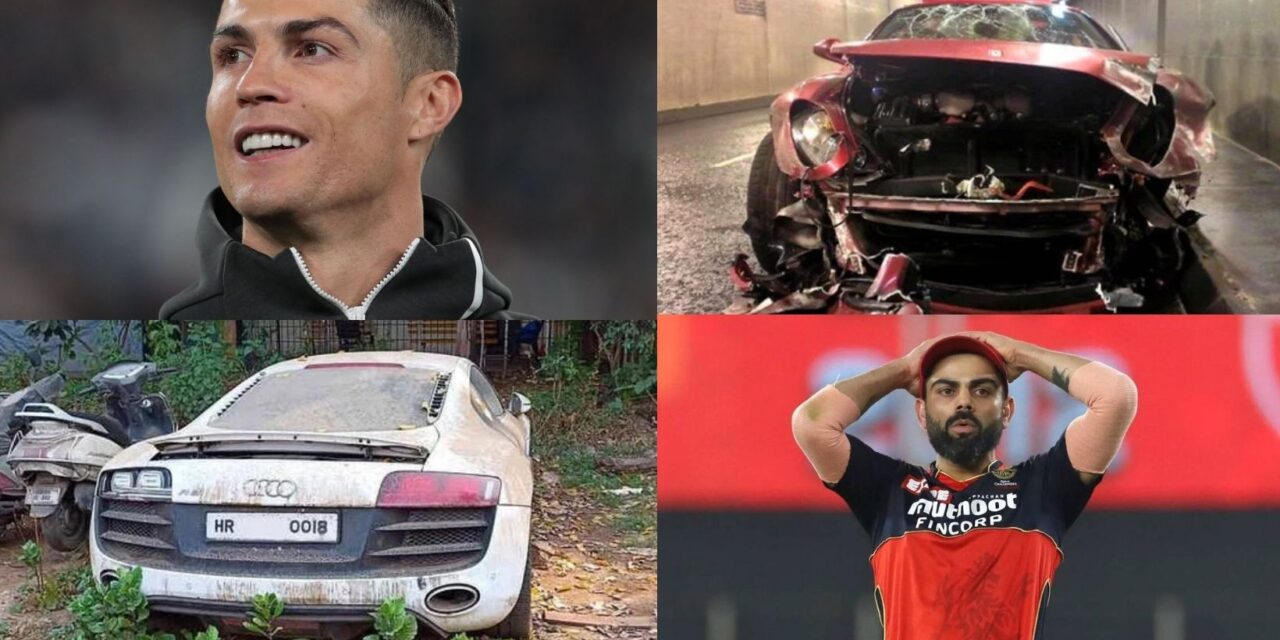 Cars Worth Millions in Dump; Celebrity Life