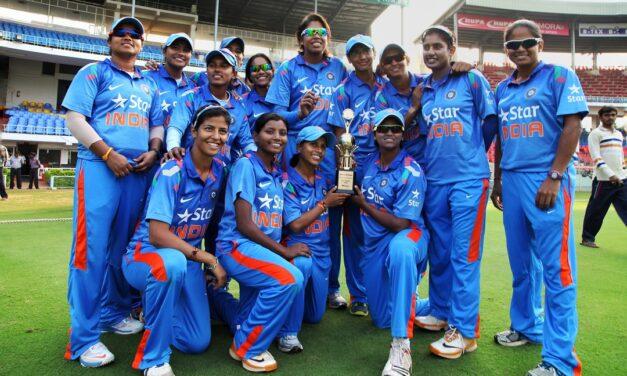 महिला क्रिकेट का बदलता स्वरूप