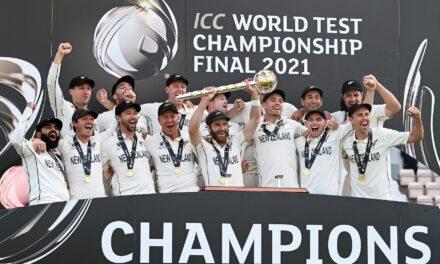 भारत को 8 विकेट से हराकर न्यूजीलैंड बना पहला वर्ल्ड टेस्ट चैंपियन