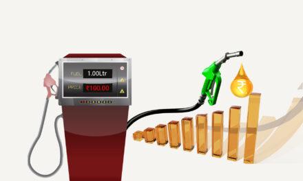 ईंधन की कीमतों में अचानक वृद्धि