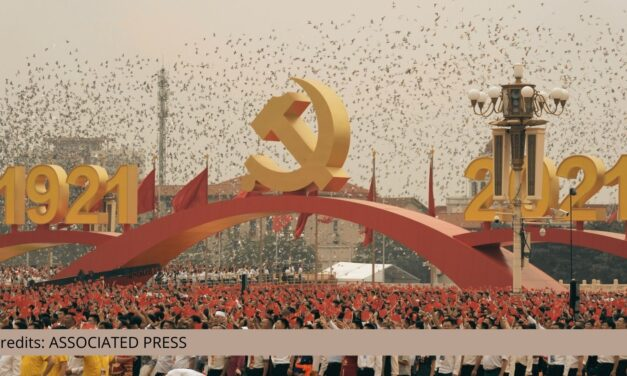 Chinese communist party: 100 years of dominance and still counting.