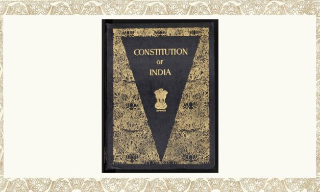 Need of Indian Constitution