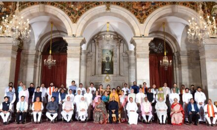 Modi Cabinet Gets Reshuffled; 36 In, 12 Out