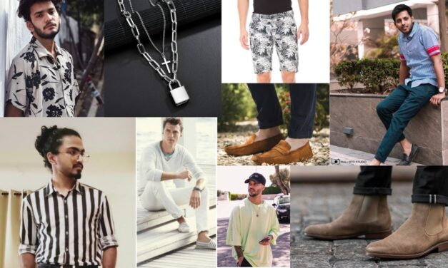 """Latest """"must-haves"""" to up your fashion game: Men's section"""