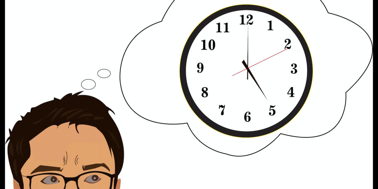 હું, એ અને સમય