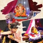 Ganesh Chaturthi Celebrations At NIMCJ